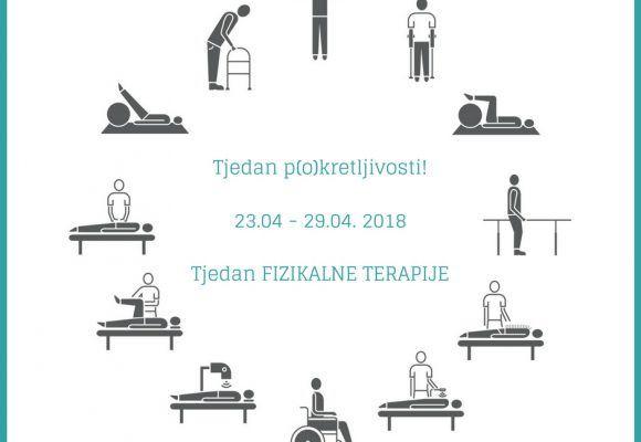 Tjedan (p)okretljivosti u Poliklinici Marin Med u posljednjem tjednu travnja.