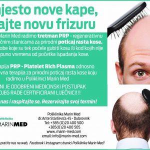 Umjesto nove kape, imajte  novu frizuru!