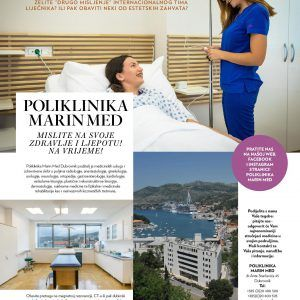 Poliklinika Marin Med u novom izdanju magazina Appeal