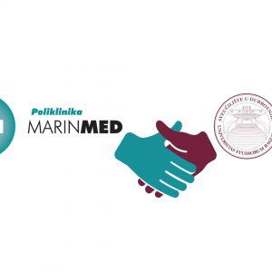 The University of Dubrovnik and Polyclinic Marin Med have concluded a co-operation agreement
